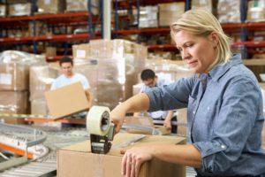 3pl integrated warehousing