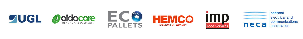 Sydney Warehouse Logistics Clients
